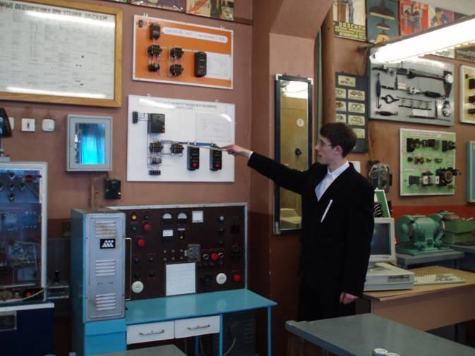 Обучение профессии электрика